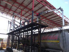 פרויקט מסופי דלק לרשות הפלשתינאית