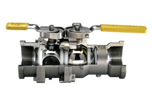 Valves and Coupling