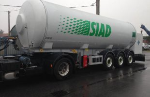 Tankers for Conveying Cryogenic Gases